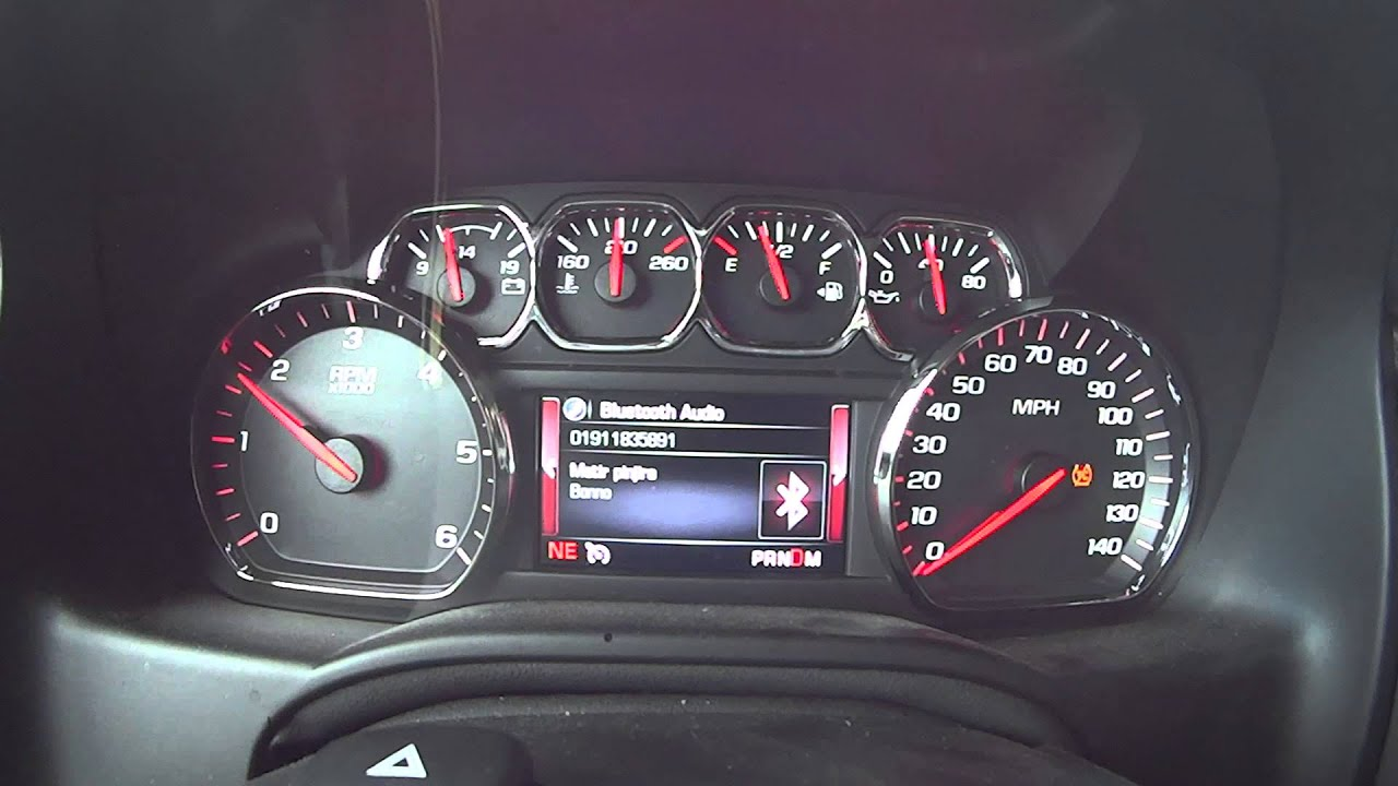 2015 Chevy Suburban 0 60 And Top Speed Run
