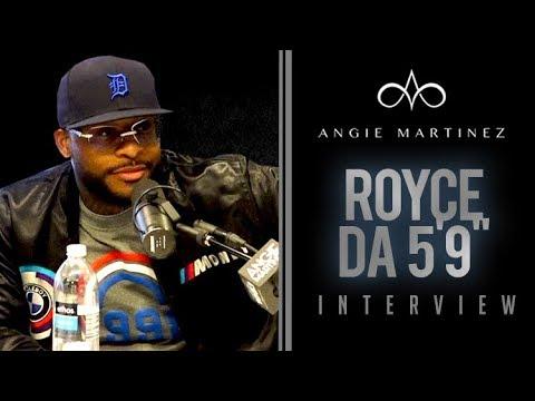 """Royce Da 5'9: """"Joe Budden Owes Eminem An Apology"""""""