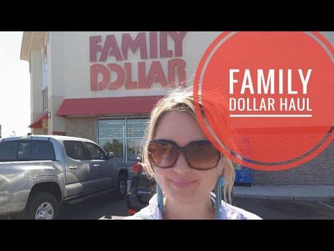 I Finally Went To Family Dollar!