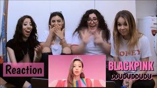 BLACKPINK - '뚜두뚜두 (DDU-DU DDU-DU)' [Reaction] | By: Angels [ITALY]