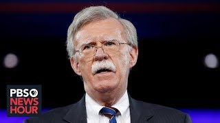 How the departure of John Bolton might change Trump's foreign policy