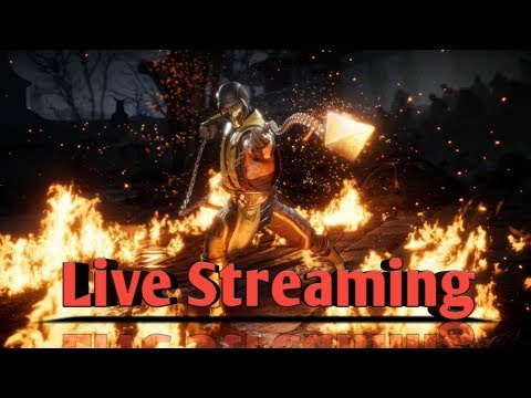 **LAST NIGHT FOR MK11 BETA** Live Streaming Mortal Kombat 11 In The Rafcave!  Let's Play!