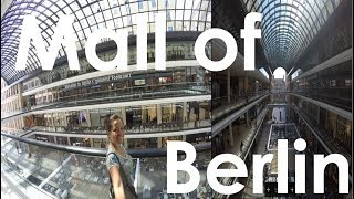 Berlin, Germany   ft. Mall of Berlin   Part 1 of Berlin Adventure