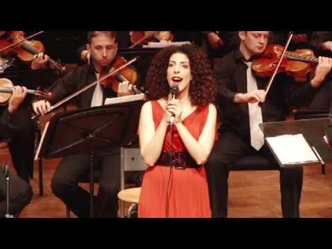 Kurt Weill: Bilbao Song - Keren Hadar & The Israel Camerata Jerusalem