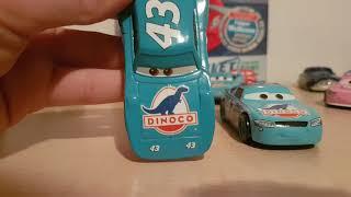 Mattel Cars 3 Cal Weathers (Dinoco #42)