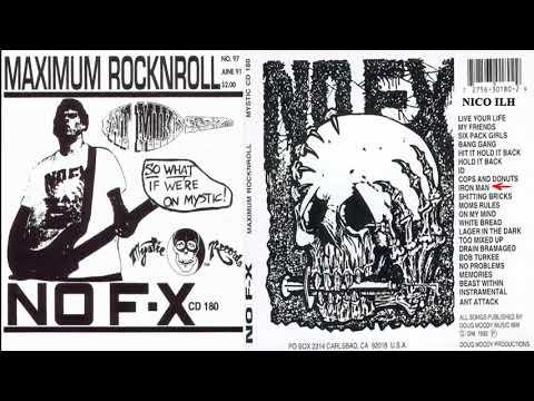 Nofx   Maximum rock n roll full album