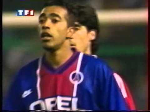PSG 1-0 La Corogne (1/2 Retour de Coupe des Coupes 1995-1996)
