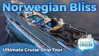 Norwegian Bliss - Ultimate Cruise Ship Tour (2019)