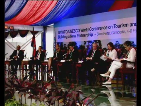 UNWTO/UNESCO World Conference on Tourism and Culture 05/02/2015 (4)