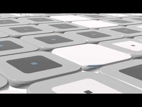 Finance TV intro ident - 3D Animation, Motion Graphics