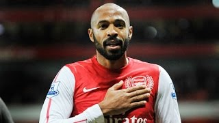 Thierry Henry - Football legend !!!