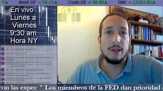 Punto 9 - Noticias Forex del 17 de Agosto del 2017