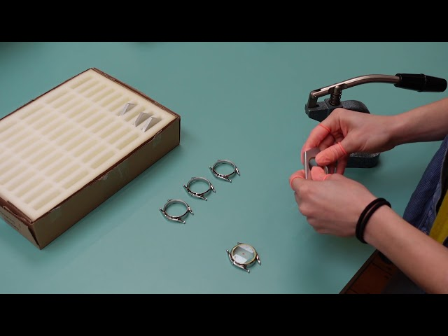 In conversation with Crispin Jones: Episode 4 how we prepare components