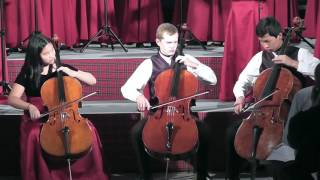 Excerpt of concert in St Margaret's, Braemar, by the Vivaldi String...