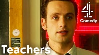 When the teacher (Andrew Lincoln) iṡ MORE stressed than the students | Best of Teachers S1, Part 2