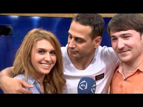 Dogus Bakiya geldi,hansi Azerbaycanli meshura seslendi?10LAR ATV