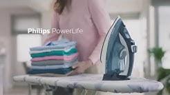 Philips PowerLife Höyrysilitysrauta