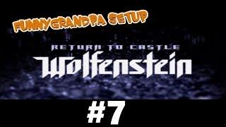 СОПРОВОЖДАЕМ ТАНК - Return to Castle Wolfenstein #7