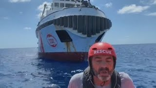 El Open Arms dice que no puede ir a Algeciras y pide entrar en Lampedusa