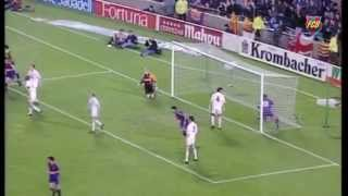 FC Barcelona goals against FC Bayern in UEFA competitions