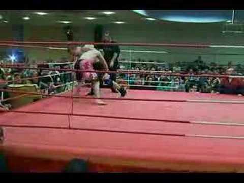 Peter duncan fight