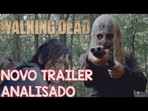 Novo Trailer Comentado de The Walking Dead com Sussurradores e Daryl Dixon na 9 temporada