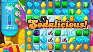 Candy Crush Saga SODA Level 1474 CE