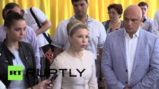 Ukraine: Tymoshenko promises referendum on NATO membership
