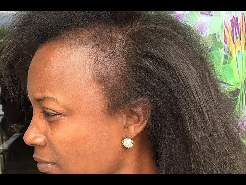 Atlanta Hairstylist Take Care Of Clients Hair Suffering