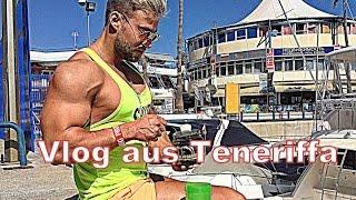 Teneriffa, Spanien Vlog -Wir sind auf den Kanarischen Inseln