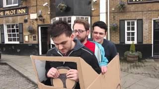 Cardboard Box Saga 4: Designated Driver