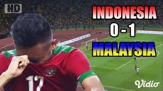 INDONESIA vs MALAYSIA 0 1    FULL HIGHLIGHT SEA GAMES 2017 HD