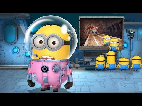 Despicable Me Minion Rush : Astronaut...