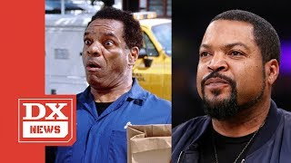 Ice Cube Honors John Witherspoon On 'Next Friday' 20th Anniversary