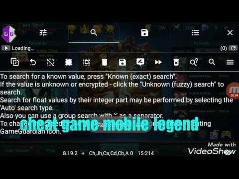 Cheat Rank Mobile Legend Free