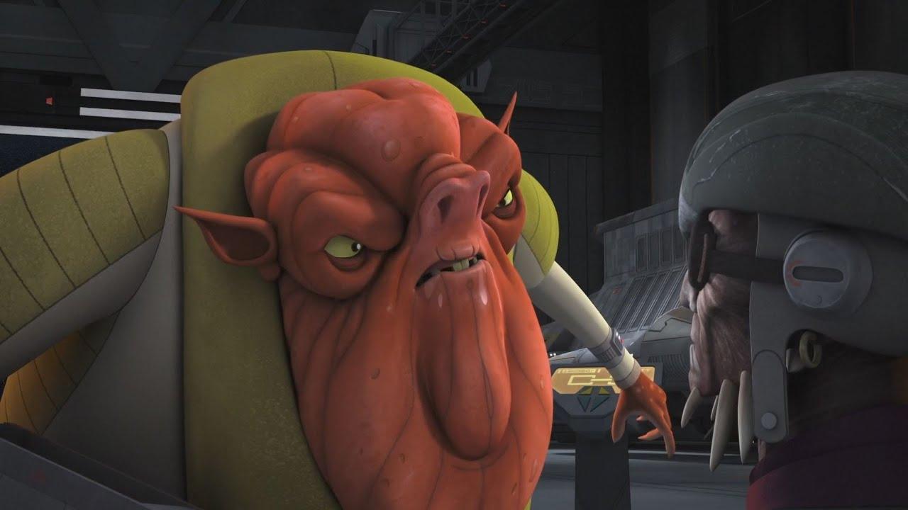 Star Wars Rebels Ezra Hondo Amp Chopper Vs Azmorigan