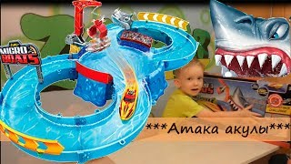 Водные игрушки Zuru Micro Boats Racing Track Playset WATER TOYS For Kids FUN SHARK ATTACK TOY