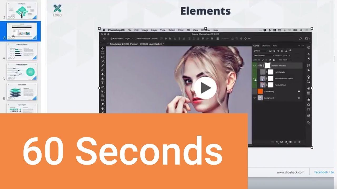 How To Embed A Youtube Video In Keynote In 60 Seconds Youtube