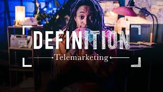 SHIRLEY #19 DEFINITION TELEMARKETING