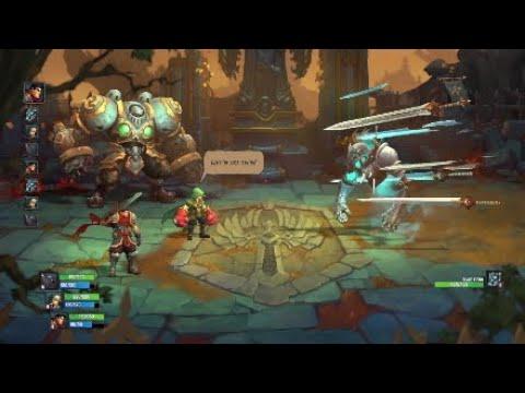 Battle Chasers Nightwar |