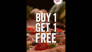 Pizza Hut's Buy 1 Get 1 FREE Of...