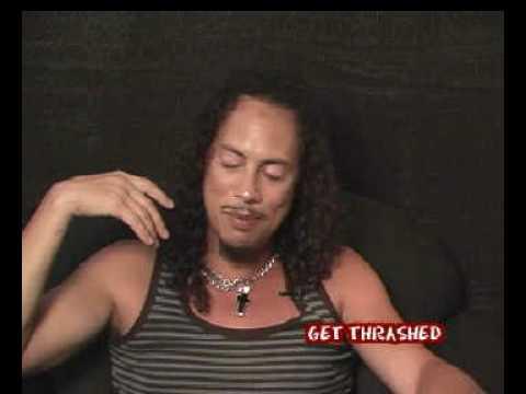 Kirk Hammett from Metallica on Bay area clubs