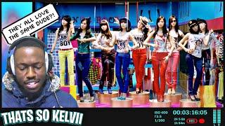 Girls' Generation 소녀시대 'Gee' MV | REACTION
