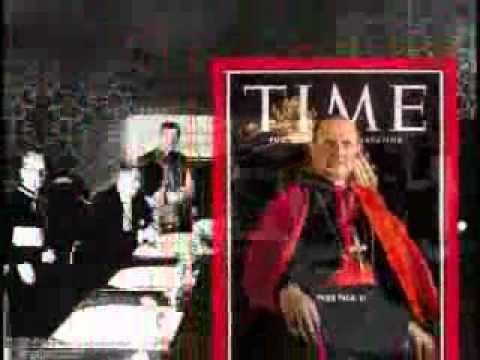 8-1 Illuminati Five Sense Conspiracy: The Satanic Vatican-Nazi-USA connection