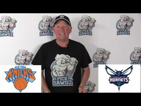 New York Knicks vs Charlotte Hornets 2/26/20 Free NBA Pick and Prediction NBA Betting Tips