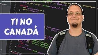 Kitty no Canadá -  EMPREGO EM TI NO CANADÁ