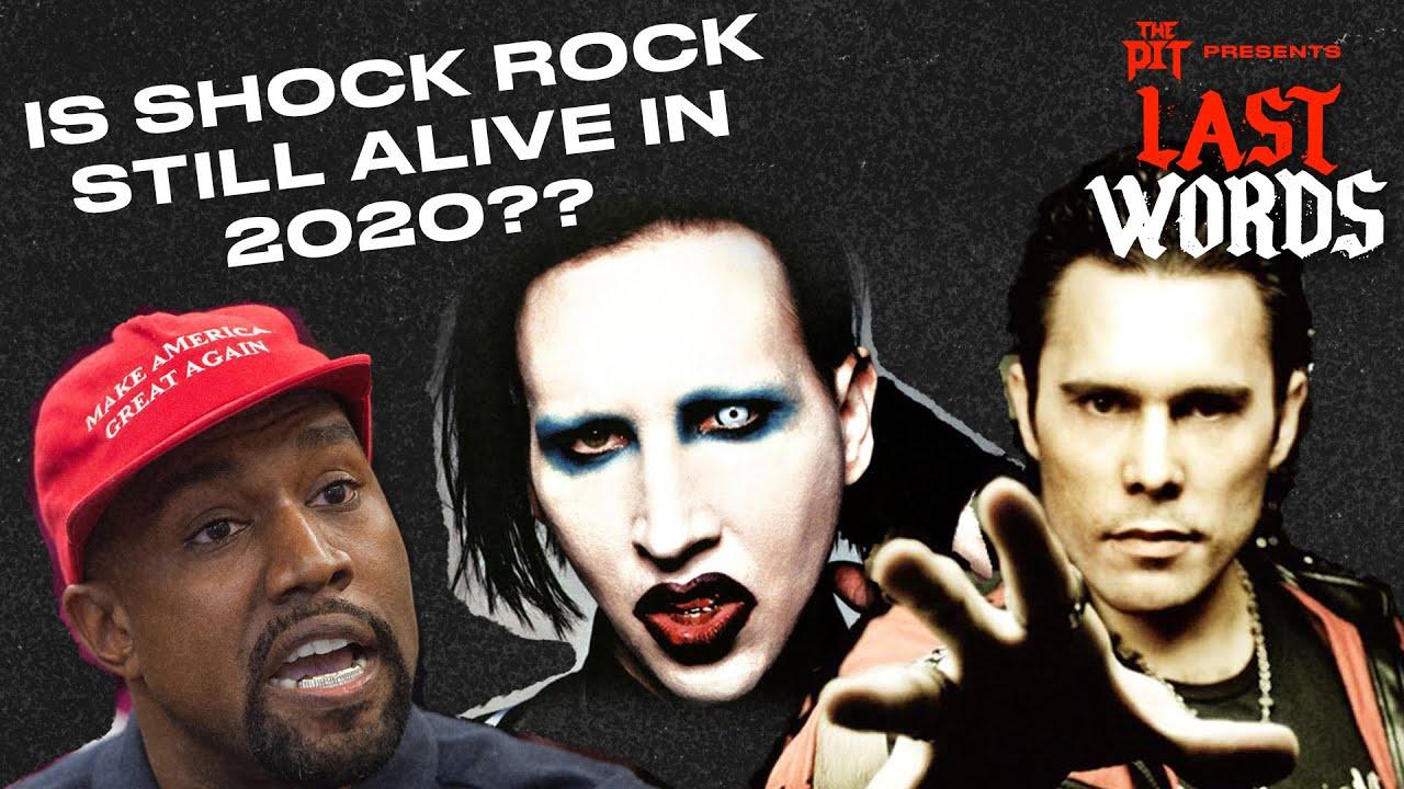 Wait, is Kanye West the new Marilyn Manson??? Ft. War On Women's Shawna Potter | LAST WORDS