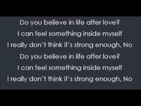 Believe - Cher (Lyrics)