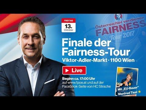 Komplettaufzeichnung: Finale der Fairness-Tour 2017