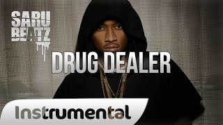 "Future Style Gangsta Trap Rap Beat Instrumental "" Drug Dealer "" - SaruBeatz ᴴᴰ"